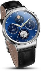 Умный браслет Huawei Watch silver leather strap 55020640